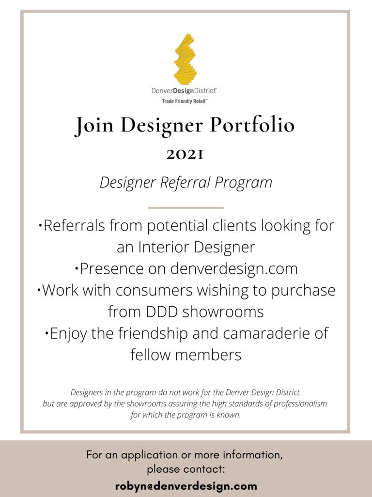 2021 Designer Portfolio Promo 768x1024
