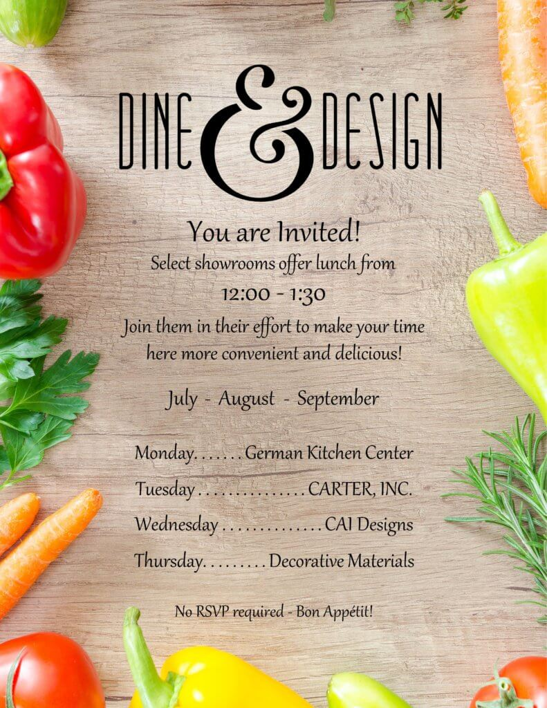 Dine and Design July August September New Design 791x1024