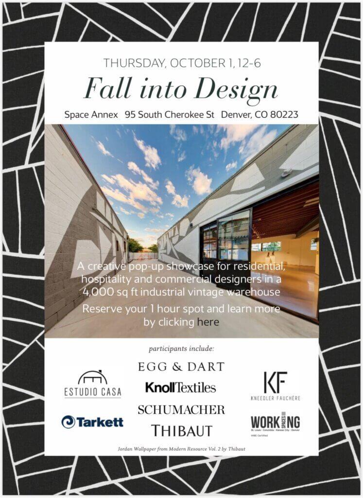 Fall Into Design Event 10.01.2020 747x1024
