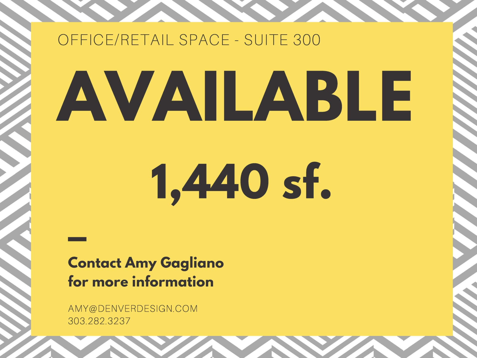Office Retail Space Available