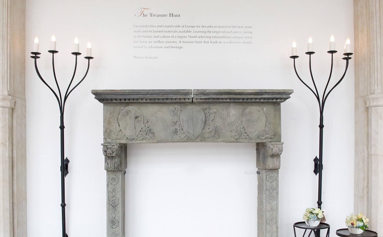 francois fireplace