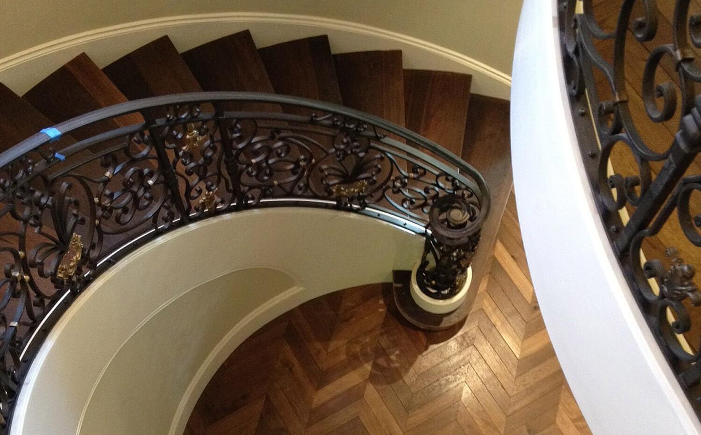 francois staircase