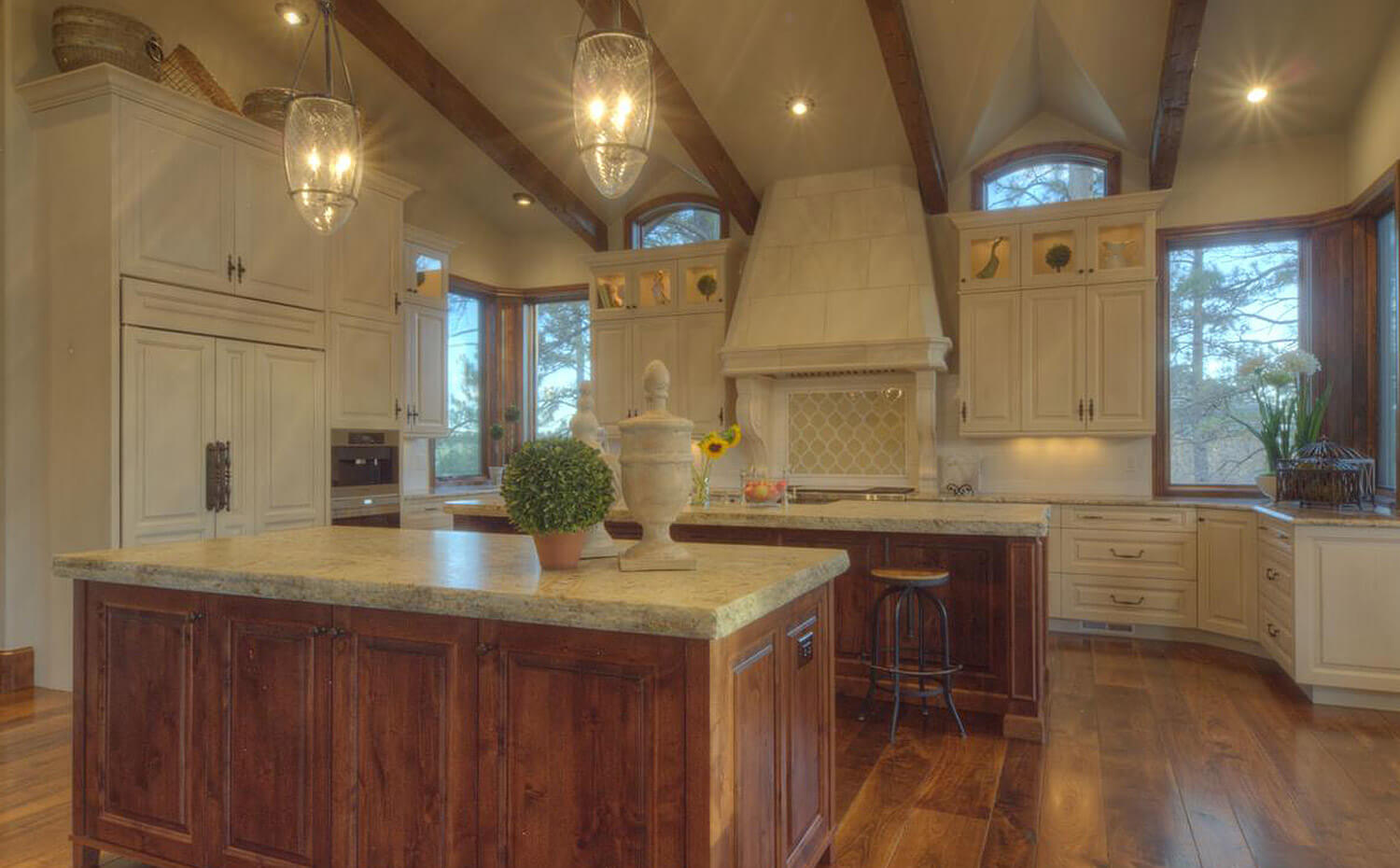 timber ridge kitchen